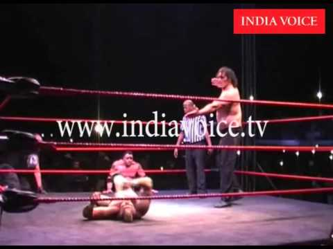 The Great Khali injured during fight in Haldwani