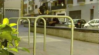STREET IN  THE CITY bmx valencia (HD)