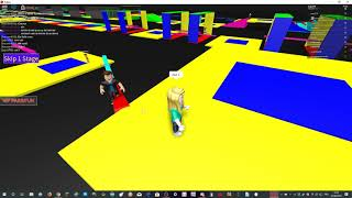 ESCAPE The TABLET Obby (135) part 12 ft louane401 (roblox)