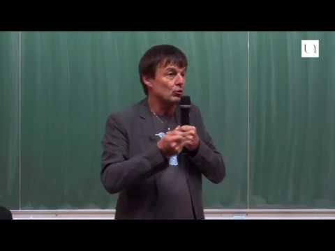 Nicolas Hulot - Construire un monde plus solidaire