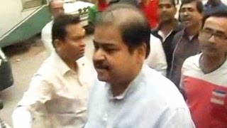 Trinamool MP Srinjoy Bose arrested in Saradha chit fund scam
