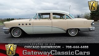 1955 Buick Roadmaster - Gateway Classic Cars of Chicago