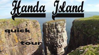 Handa Island quick tour