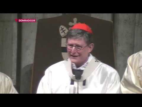 Pontifikalamt an Silvester