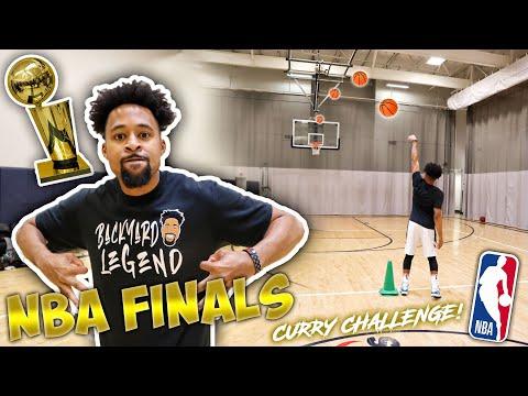4a7a7604d 2019 NBA FINALS CHALLENGE!! NBA 2K19 MYTEAM WARRIORS RAPTORS SUPER ...