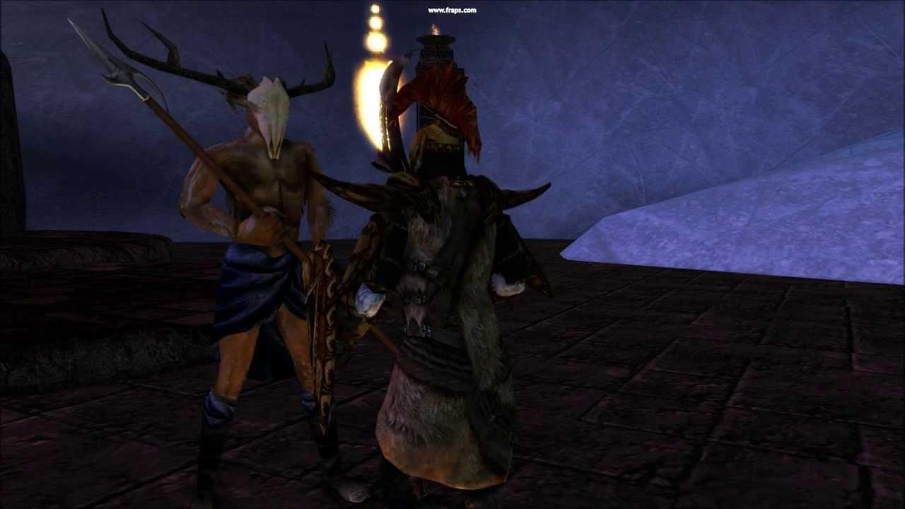 100+ Morrowind Hircine – yasminroohi