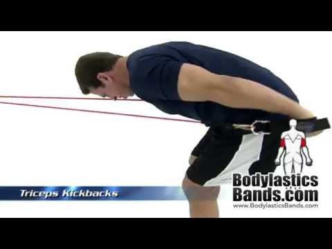 Resistance Band Workouts - The Benefits of Bodylastics Bands