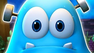 Funny Animated Cartoon | Spookiz | Frankie Is Really Smart | 스푸키즈 | Kids Cartoons | Videos for Kids
