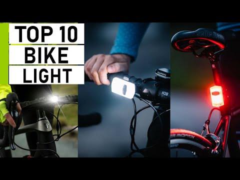 Top 10 Best Bike Lights for Safer Cycling