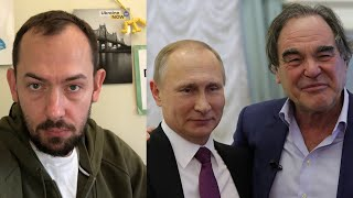 Оливер Стоун: об Украине мне рассказал Путин