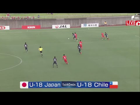 SBS CUP International Youth Soccer 2017 DAY1