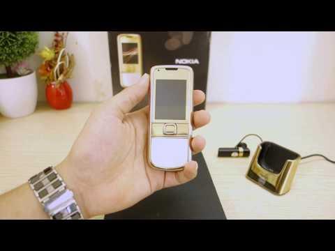 Nokia 8800 Gold Arte Chính Hãng tại CUONG.com.vn