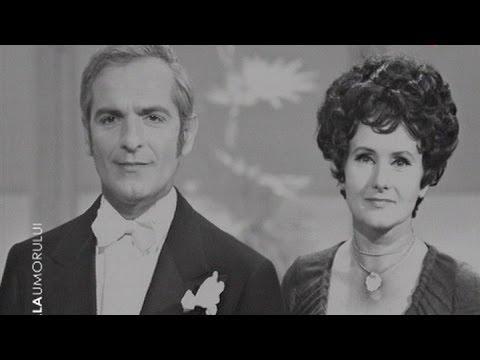 Stela Popescu, Ştefan Bănică şi mari artişti ai cântecelor de petrecere (Arhiva TVR) - YouTube