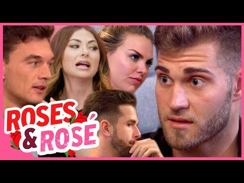 The Bachelorette: Roses & Rose: Jed Gives a Performance, Luke P.'s Boneheaded Move & Tyler the Angel