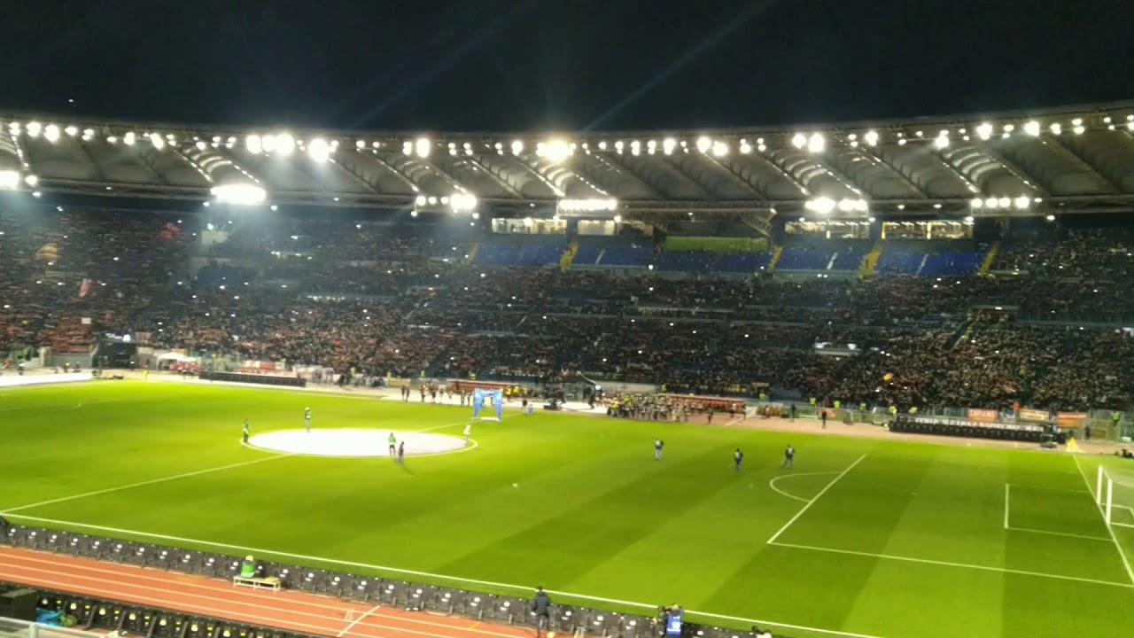 Roma Juventus 12 gennaio 2020 - YouTube