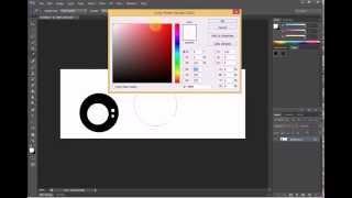 Уроки Adobe Photoshop CS6. Как нарисовать окружность? Как нарисовать круг?