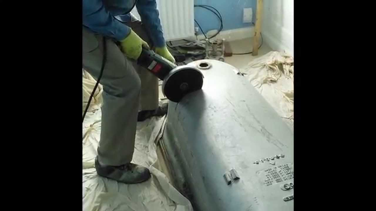 Diy How To Remove Cast Iron Bath Bath Tub Youtube