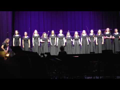 Letter from a Girl to the World - The Catholic High School of Baltimore Advanced Choir