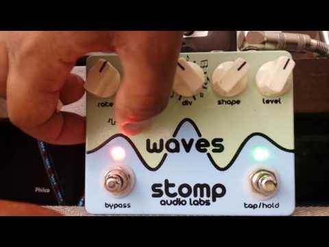 Waves - Stomp Audio Labs