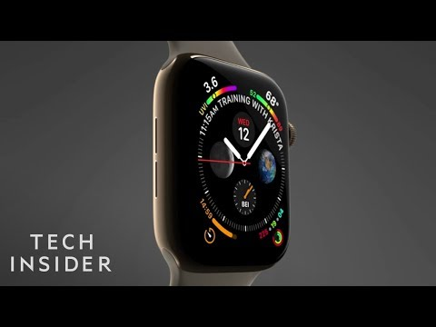 Watch Apple Unveil A New, Bigger Watch