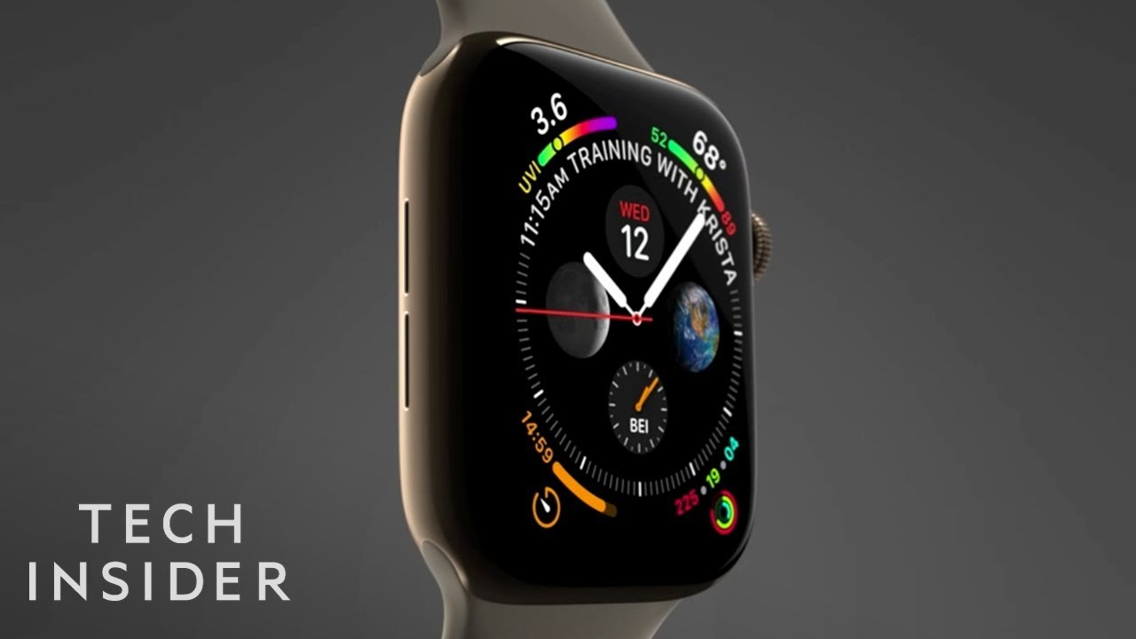 Watch Apple Unveil A New, Bigger Watch