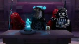LEGO Star Wars The Padawan Menace Trailer | www.flyguy.net