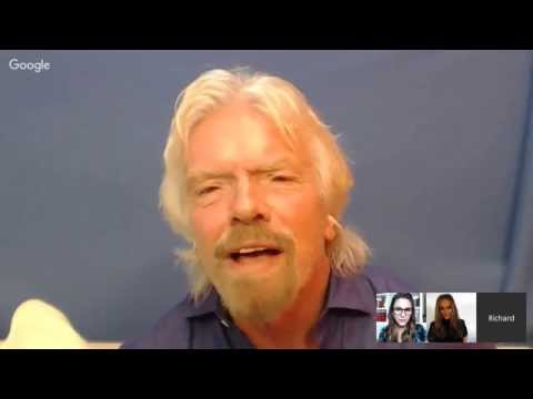 Richard Branson + Tyra Banks: How to turn Failure into Success