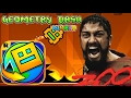 Geometry Dash World 1 - 10 Levels Gameplay  - Video games for kids / girls