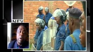 Nweke Collins shares his views on Burundi unrest