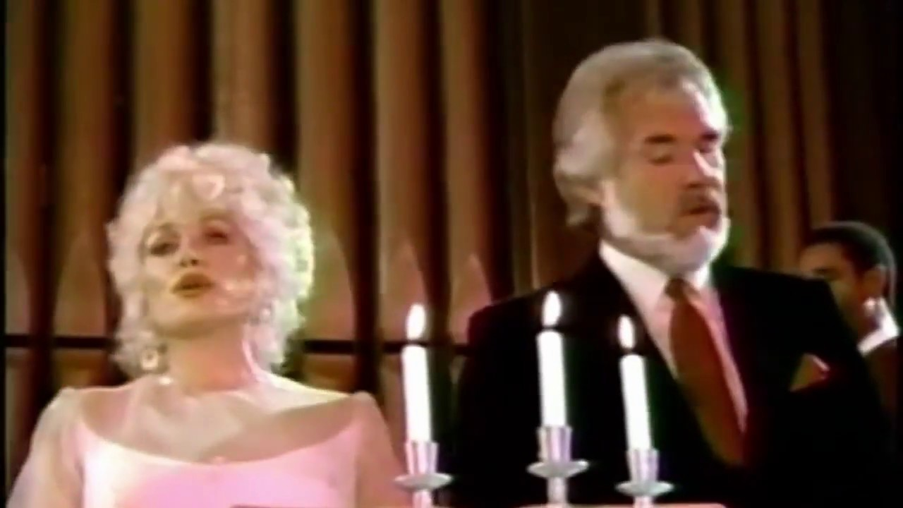 Dolly Parton & Kenny Rogers - Once upon a Christmas (Album version ...