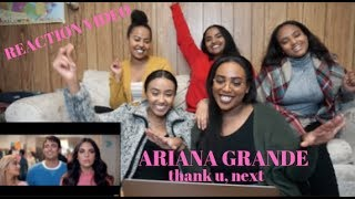 Ariana Grande -thank u, next (Music Video) REACTION