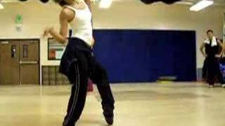 MTV Funk class dance routine by Andrea