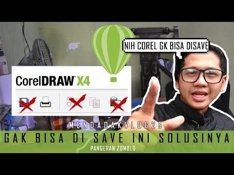 CARA MENGATASI CORELDRAWX7 TIDAK BISA DI SAVE,EXPORT,IMPORT DLL | SANGT MUDAH TANPA UNINSTALL.