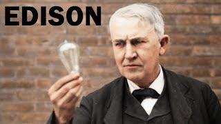 Thomas Edison: America's Greatest Inventor | Biography Documentary Video