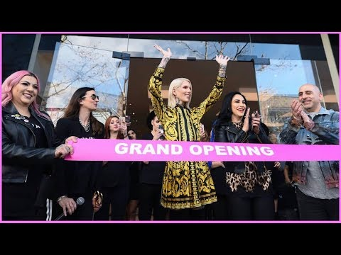 WE SHUT DOWN THE ENTIRE MALL!! ⭐️ THE JEFFREE STAR DIARIES