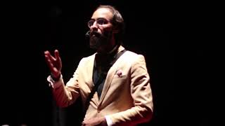 Marriage and the nuclear bomb | Obaida Aurora | TEDxSanStefano