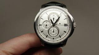 Maurice Lacroix Pontos Men's Watch Review Model: PT6128-SS001-130