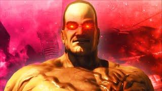 HOW TO BEAT SENATOR ARMSTRONG (FINAL BOSS) - Metal Gear Rising Revengeance