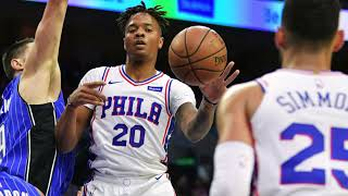 Sarah Todd discusses Markelle Fultz role with 76ers after the acquisition of Jimmy Butler
