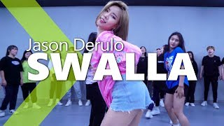 Jason Derulo - Swalla (feat. Nicki Minaj & Ty Dolla $ign) / HAZEL Choreography.
