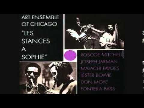 Art Ensemble of Chicago - Theme De YoYo 1970