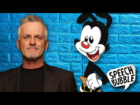 Rob Paulsen (voice of Yakko Warner) sings 'Nations of the World' from Animaniacs!