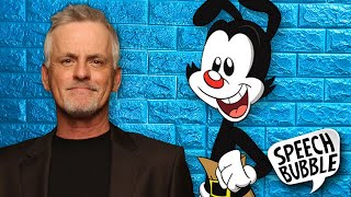 Rob Paulsen (voice of Yakko Warner) sings 'Nations of the World' fr...