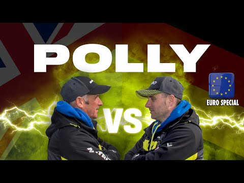 *** Coarse & Match Fishing TV *** Polly V's Thorsten Kusters - Euro Special