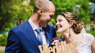 Свадебный клип Саша и Алёна. 21.05.16