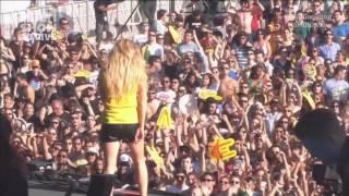 Starry Eyed - Ellie Goulding Live Lollapalooza Brasil