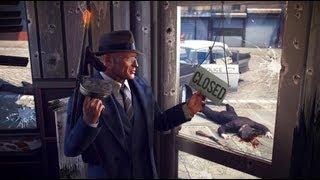 Calling Card (jimmy's Vendetta Dlc. Mafia 2) Full Hd