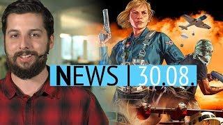GTA Online-Update bringt PUBG-Modus - Neue Bilder aus Agent und Bully 2 - News