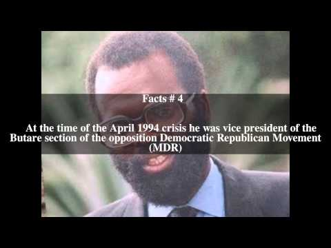 Jean Kambanda Top # 6 Facts