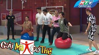 HTV Giải mã cơ thể | So tài thăng bằng trên bóng | GMCT